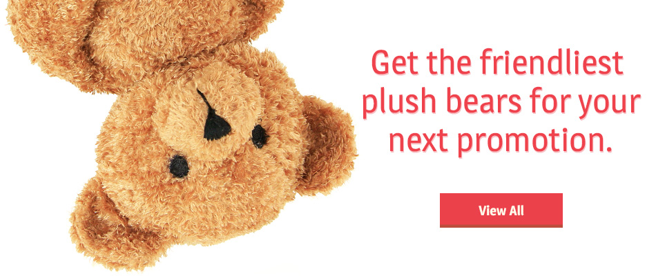 Lucky Plush Toys Bears